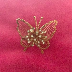 Monet Vintage Brooch